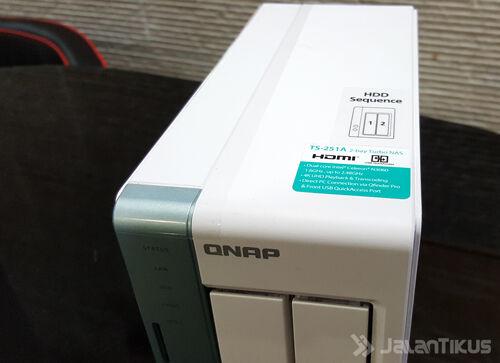 Review Qnap Ts 251a 1