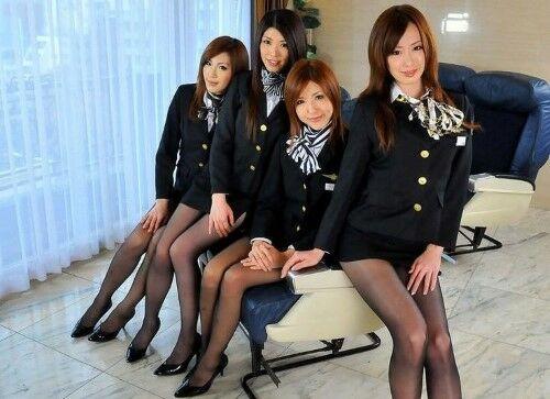 Pramugari Jepang