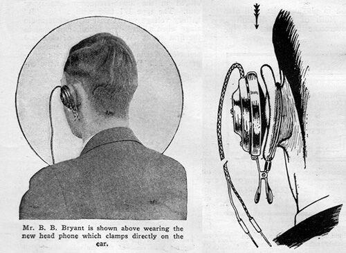 Headphone 1927 1