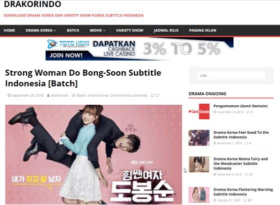 Cara Download Drama Korea Gratis Subtitle Indonesia (1)