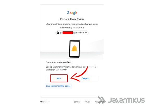 Cara Masuk Ke Akun Gmail Lupa Password Lupa Password Gmail