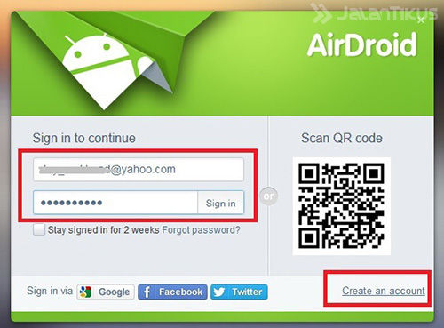 Cara Cepat Mengetik SMS Di Android Melalui Komputer2