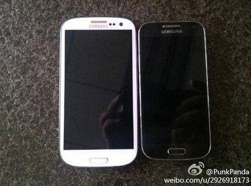 Bocoran Gambar Samsung Galaxy S4 Mini 1
