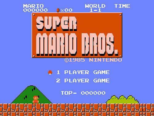 Mario Left Right 1