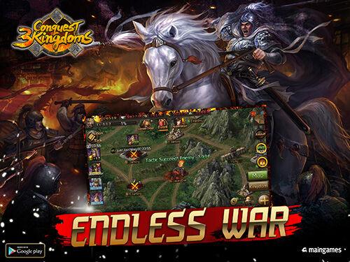 Conquest 3 Kingdoms 2