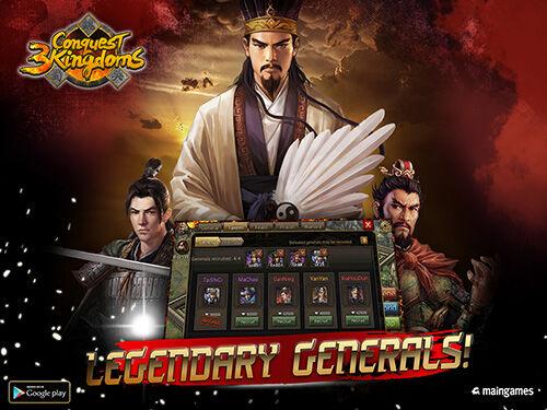 Conquest 3 Kingdoms 3