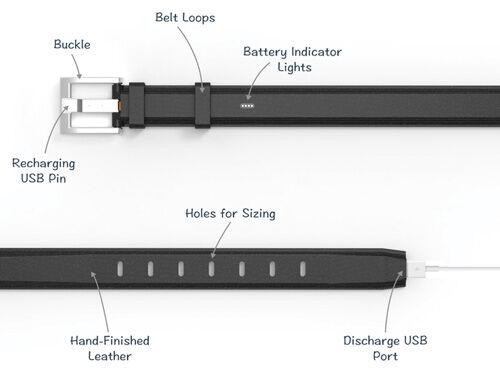 Ion Belt Battery Pack Di Ikat Pinggang 2