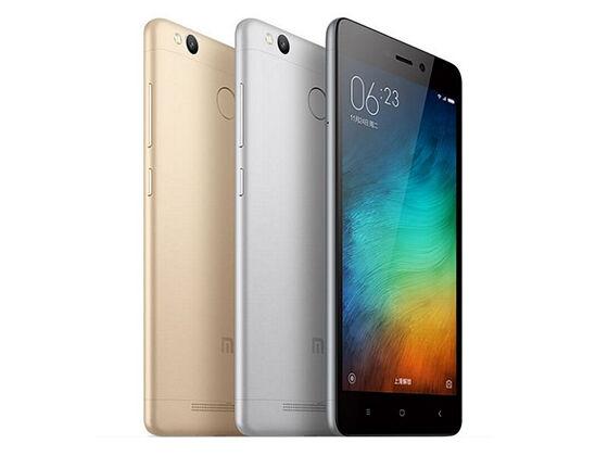 4. Xiaomi Redmi 3S Pro
