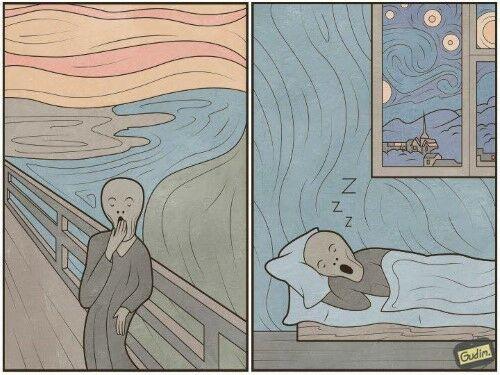 Ilustrasi Menyindir Kehidupan Manusia Saat Ini 12