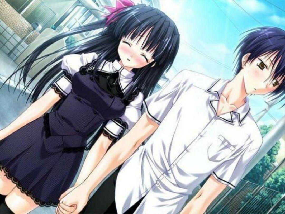 60 Gambar Anime Romantis Terbaik Bikin Baper Parah