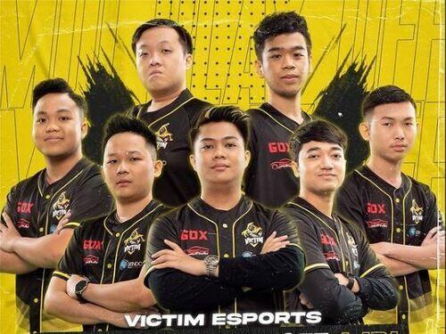 Victim Esports Dde19