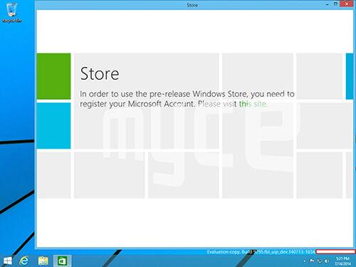 Bocoran Sreenshot Windows 94