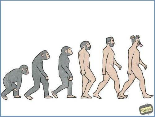 Ilustrasi Menyindir Kehidupan Manusia Saat Ini 5