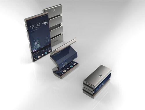 Dras Smartphone Yang Bisa Dilipat 2