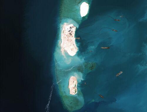 Pulau Buatan 1