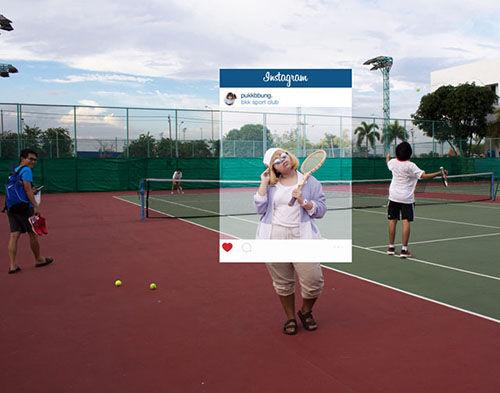 Kebohongan Instagram 2