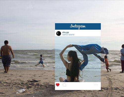 Kebohongan Instagram 5