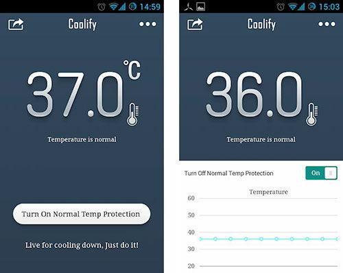 Bikin Perangkat Android Jadi Dingin Dengan Aplikasi 1