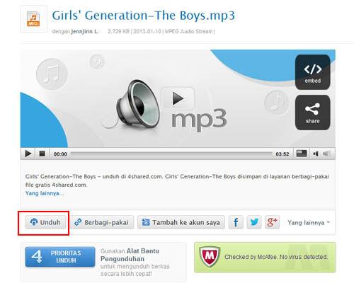 Cara Mudah Download Lagu Cepat Dan Bebas Iklan 2