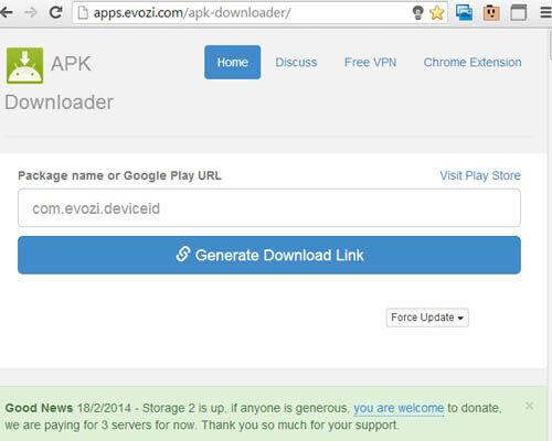 Cara Download Android Apk Tanpa Software 1