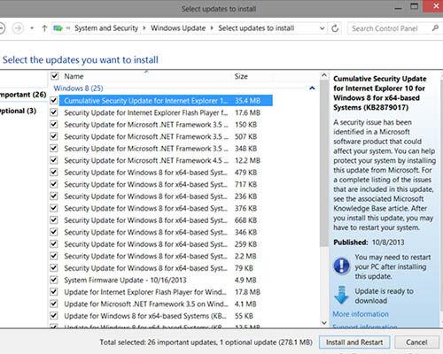 Cara Download Update Windows 8 1 Di PC 1