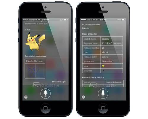 Cara Membuat Siri Menjadi Pokedex