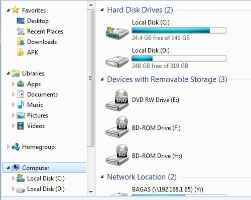 Tips Memperbaiki Hardisk PC Yang Error 1
