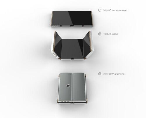 Dras Smartphone Yang Bisa Dilipat 3