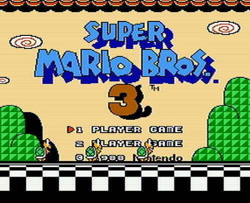 Super Mario 30 Tahun 4