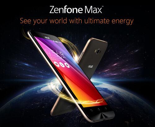 Harga Asus Zenfone Max 1