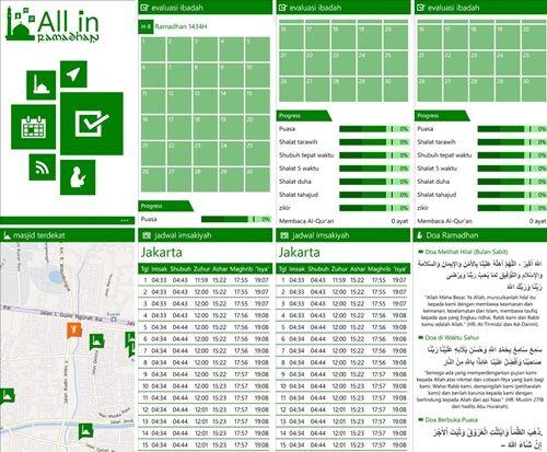 2 Aplikasi Windows Phone Untuk Melengkapi Hari Ramadan 1