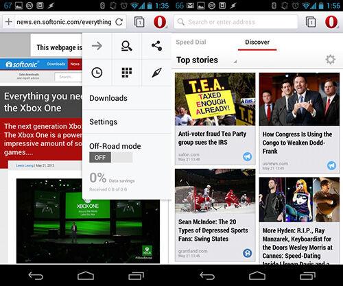 5 Browser Android Paling Hemat Baterai4