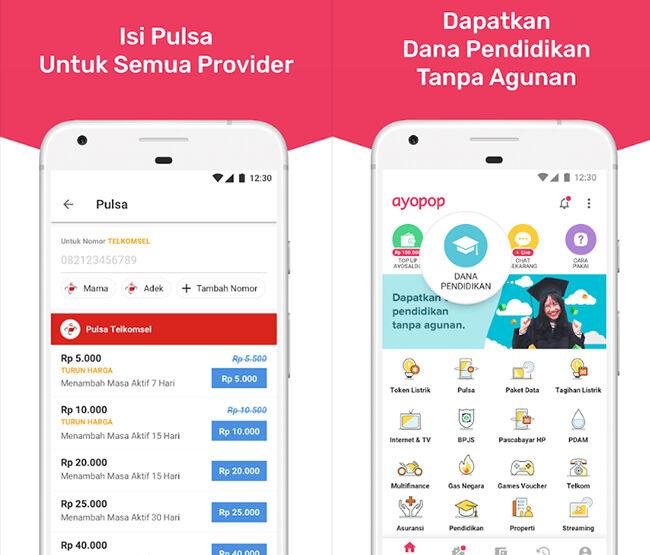 9 Aplikasi Jual Pulsa Termurah Android Paling Tepercaya Jalantikus Com