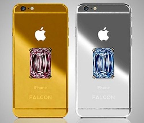 Iphone 6 Falcon Supernova Edition