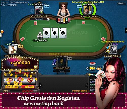 Poker Texas Boyaa 2