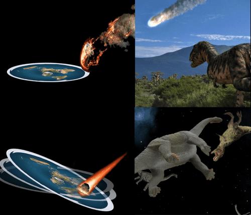 Meme Bumi Datar 8