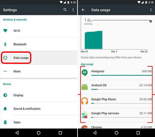 Tanda Android Di Hack 2