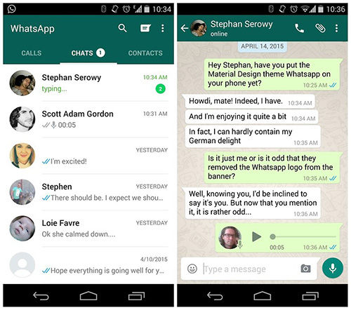 Whatsapp Video Call 2