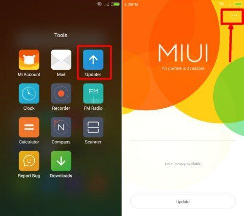 Cara Root Xiaomi Redmi Note 2 1
