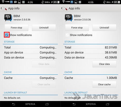 Cara Menonaktifkan Notifikasi Dari Aplikasi Atau Game Android 2