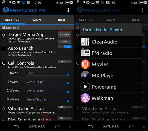 Cara Mengendalikan Pemutar Musik Android Tanpa Disentuh 2
