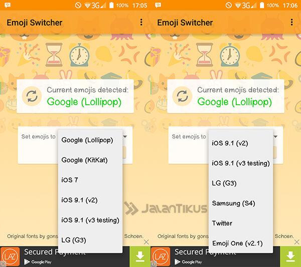 Emoji Switcher (root) 2 0 2 - JalanTikus com