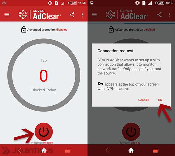 Cara Baru Menghilangkan Iklan Di Android Tanpa Root Jalantikus Com