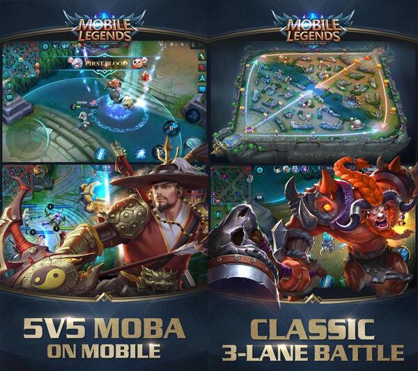 Game Moba Mirip Dota