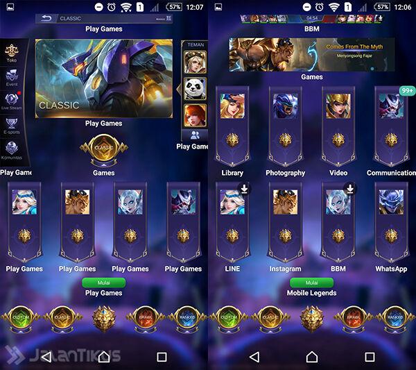 Begini Cara Install Tema Mobile Legends Di Android Jalantikus Com