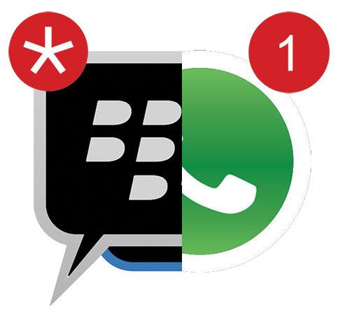 Bbm Vs Whatsapp1