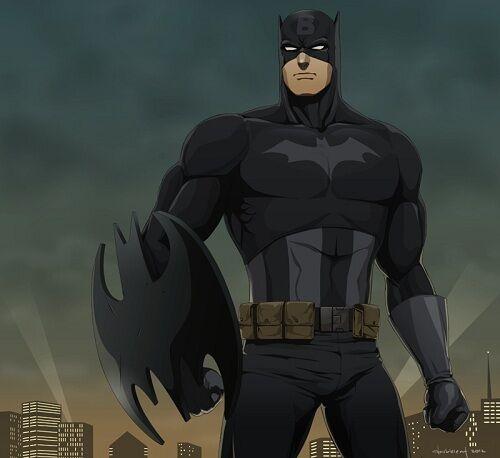 Karakter Marvel Fusion Dengan Dc 27