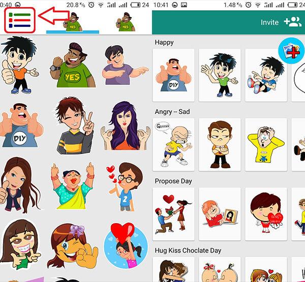 Cara Kirim Stiker Di Whatsapp Agar Chat Tambah Seru Jalantikus Com