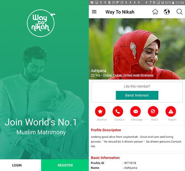 Cari jodoh bule islam