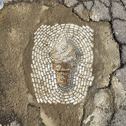 Pothole 6